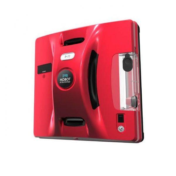 Робот за прозорци Hobot 298 червен на промоционална цена от 735,00лв.
