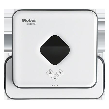 Подочистачка робот iRobot Braava 390 Turbo- разопакован на промоционална цена от 599,00лв.