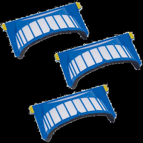 Комплект филтри Aerovac- 3 бр. на цена от 25,00лв.