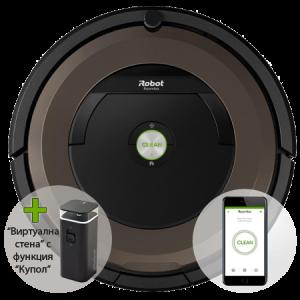 Прахосмукачка робот iRobot Roomba 896