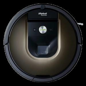 Прахосмукачка робот iRobot Roomba 980- малко използвана