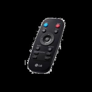 LG Home-Bot- дистанционно управление