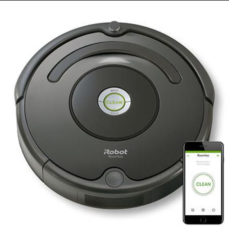 Прахосмукачка робот iRobot Roomba 676 на промоционална цена от 749,00лв.