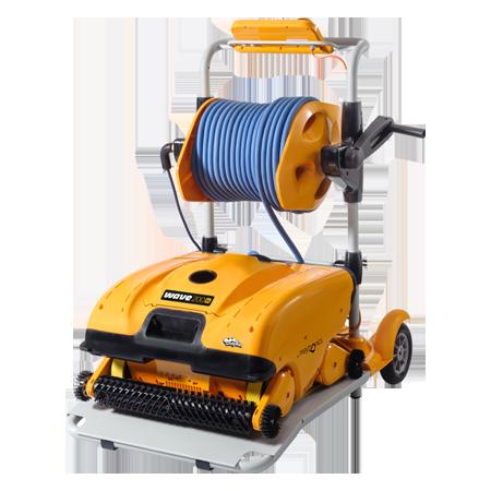 Професионален робот за басейни Dolphin Wave 200XL на цена от 23470,00лв.
