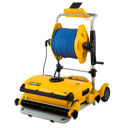 Професионален робот за басейни Dolphin Wave 300XL на цена от 34250,00лв.
