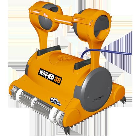Професионален робот за басейни Dolphin Wave 30 на промоционална цена от 4600,00лв.