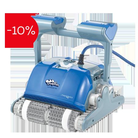 Робот за басейни Dolphin Supreme M500 на промоционална цена от 4567,00лв.