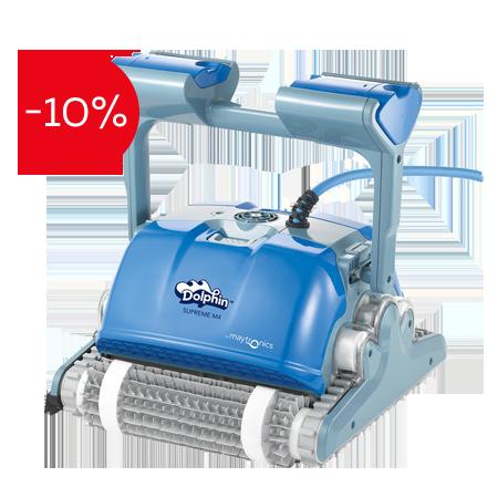 Робот за басейни Dolphin Supreme M400 на промоционална цена от 3595,00лв.