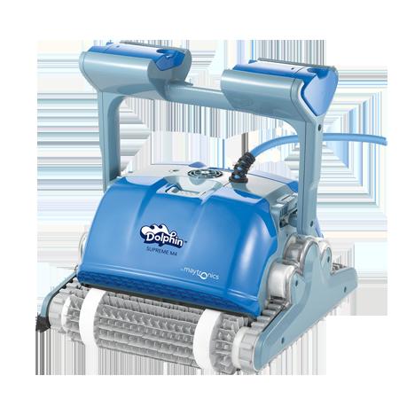 Робот за басейни Dolphin Supreme M400 на цена от 3955,00лв.
