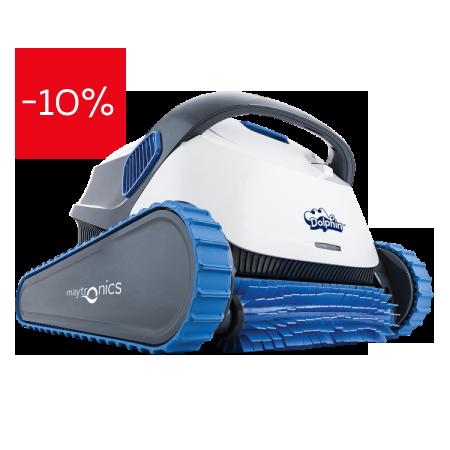 Робот за басейни Dolphin S200 на промоционална цена от 2770,00лв.