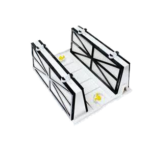 Dolphin Supreme M- кутия с филтри