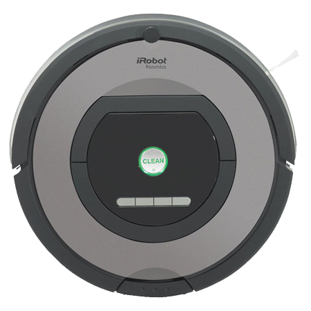 Прахосмукачка робот iRobot Roomba 774- демо мостра (Копиране) на промоционална цена от 550,00лв.