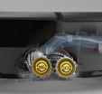 Прахосмукачка робот iRobot Roomba 896- витринна мостра