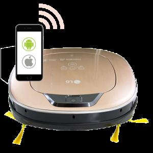 Прахосмукачка робот LG HOM-BOT VR9627PG