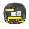 Прахосмукачка робот LG HOM-BOT VSR86040PG