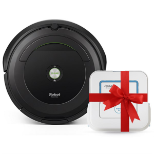 Супер промоция! iRobot Roomba 696+ iRobot Braava 240 Jet