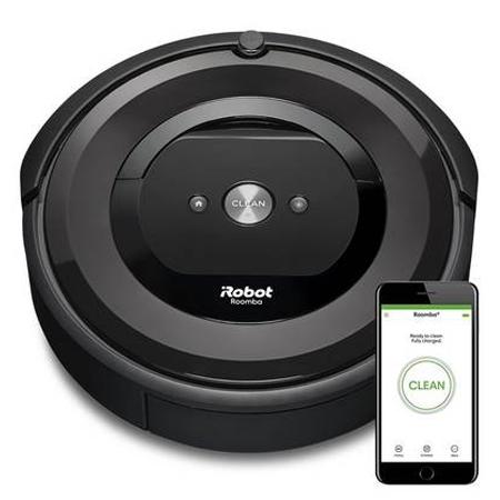 Прахосмукачка робот iRobot Roomba E5 на промоционална цена от 1069,00лв.
