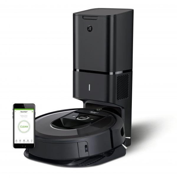 Прахосмукачка робот iRobot Roomba i7+/няма наличност