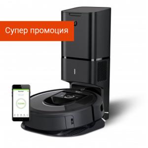 Прахосмукачка робот iRobot Roomba i7+