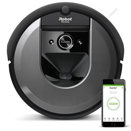 Прахосмукачка робот iRobot Roomba i7 на цена от 1399,00лв.