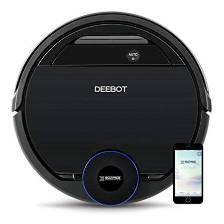 Прахосмукачка робот EcoVacs Deebot Ozmo 930 на цена от 1269,00лв.