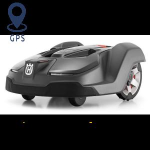 Роботизирана косачка Husqvarna Automower® 450X- до 5000 м²