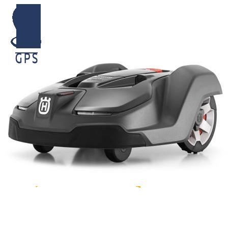 Роботизирана косачка Husqvarna Automower® 450X- до 5000 м² на цена от 7800,00лв.