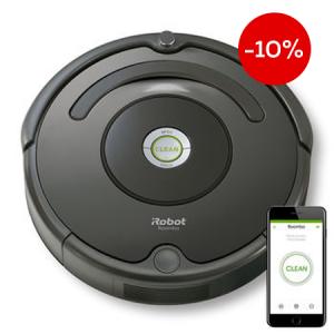 Прахосмукачка робот iRobot Roomba 676