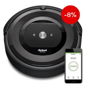 Прахосмукачка робот iRobot Roomba E5