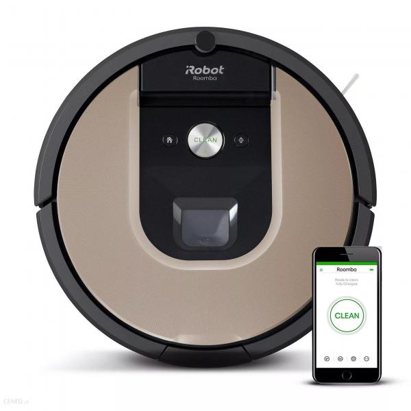 Прахосмукачка робот iRobot Roomba 966- малко използвана в перфектно състояние