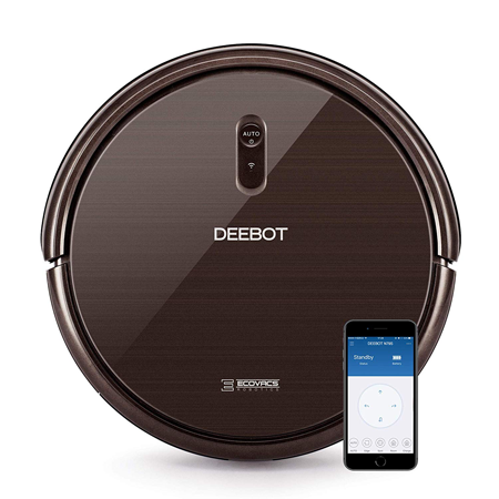 Прахосмукачка робот EcoVacs Deebot N79S на цена от 449,00лв.