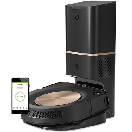 Прахосмукачка робот iRobot Roomba s9+ на цена от 2999,00лв.