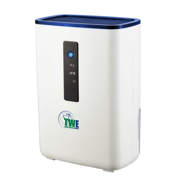 Mини-обезвлажнител, UV пречиствател и йонизатор TWE MO-500P на промоционална цена от 159,00лв.