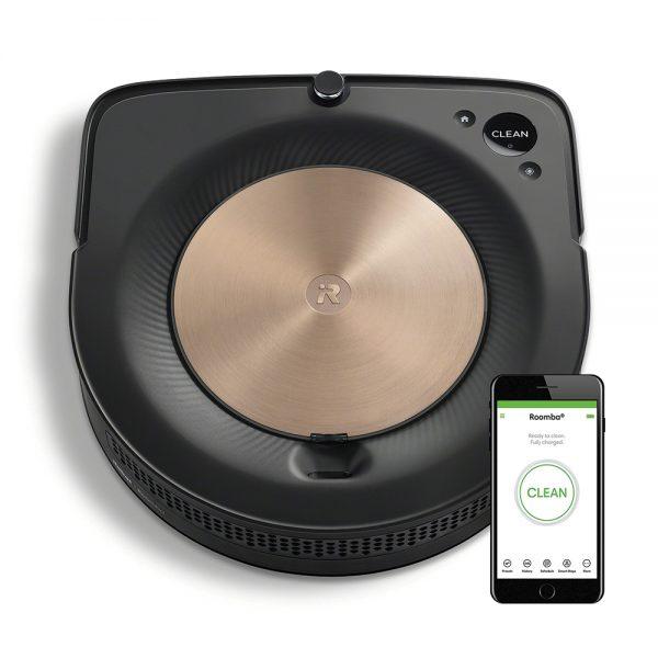 Прахосмукачка робот iRobot Roomba s9 на цена от 2399,00лв.