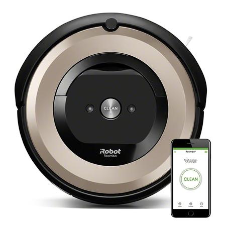 Прахосмукачка робот iRobot Roomba E6 на промоционална цена от 749,00лв.