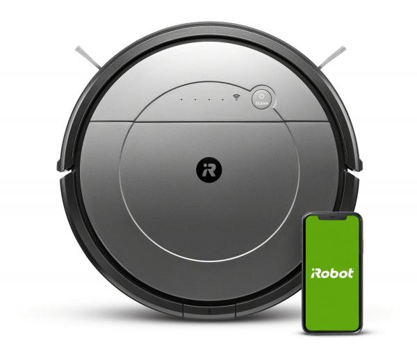 Прахосмукачка робот с моп iRobot Roomba Combo НОВ МОДЕЛ на промоционална цена от 669,00лв.