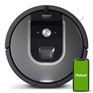 Прахосмукачка робот iRobot Roomba 975
