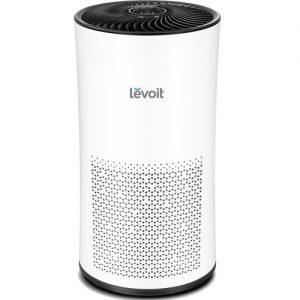 Пречиствателна въздух Високоефективен пречиствател Levoit LV-H133-Цвят бял