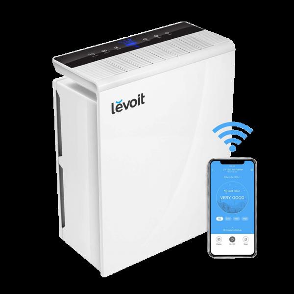 Пречиствателна въздух Levoit LV-H131S + Wi-Fi управление на цена от 399,00лв.