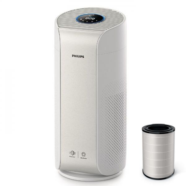 Пречиствателна въздух Пречиствател PHILIPS AC3055/50+филтър FY3430/30 на цена от 939,00лв.