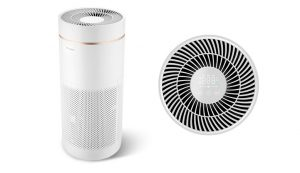 Пречиствателна въздух Въздухопречиствател Gree GCF350+Wi-Fi