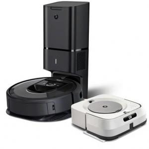 Промо пакет iRobot Roomba i7+, iRobot Braava Jet M6