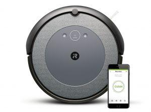 Прахосмукачка робот iRobot Roomba i3/ Най-новия модел на iRobot