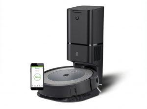 Прахосмукачка робот iRobot Roomba i3+/ Най-новия модел на iRobot
