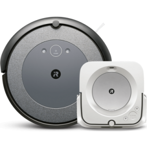 Промо пакет iRobot Roomba i3, iRobot Braava Jet M6