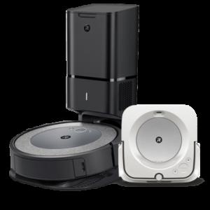 Промо пакет iRobot Roomba i3+, iRobot Braava Jet M6