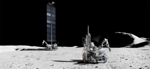 Роботи миньори ще копаят на Луната