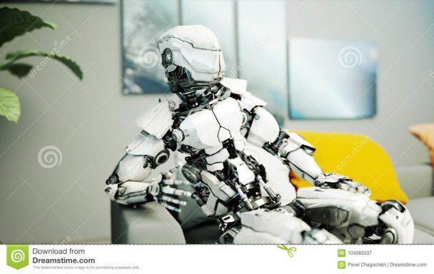 Тези роботи ще могат да преместват дивана ви