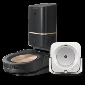 Промо пакет iRobot Roomba s9+, iRobot Braava Jet M6